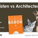 Business Analyst and Enterprise Architect – Cats and dogs ?